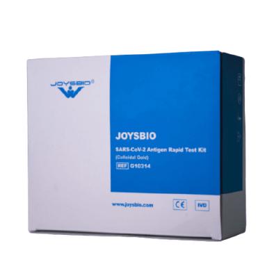 kartong på joysbio-antigen-coronatest-saliv